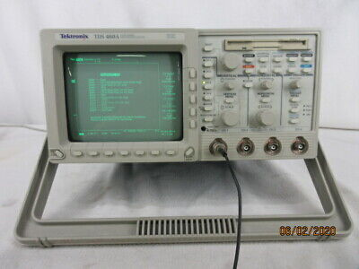 Tektronix Tds 460a Digitizing Oscilloscope