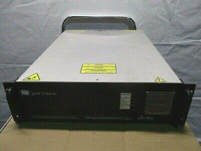 MKS DCG-200A Optima DC Plasma Generator, OPT-400A-06, S-08-115, RS1061