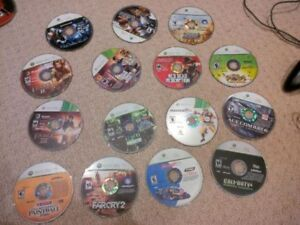 15 Xbox 360 Games