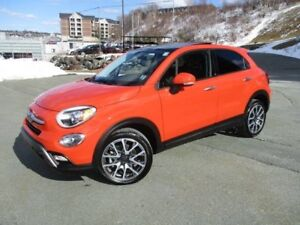 2017 Fiat 500 X Trekking (ORIGINAL MSRP $34875, NOW JUST $21477!