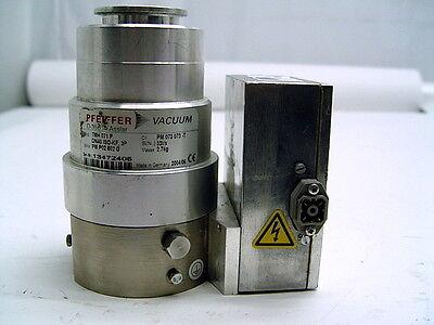 Pfeiffer Tmh 071 P Turbo Vacuum Pump Dn40 Iso-kf 3p