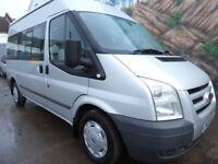 * No VAT * Ford TRANSIT 9 - Seater Minibus T300M TREND FWD in Amazing ConditionI