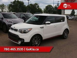2019 Kia Soul SX TURBO; PANO ROOF, LEATHER, HEATED SEATS/WHEEL,