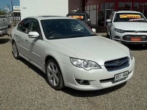 2007 Subaru Liberty B4 MY08 Premium AWD White 4 Speed Sports Automatic Sedan Murray Bridge Murray Bridge Area Preview