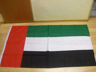 Fahnen Flagge Vereinigte Arabische Emirate NEU - 90  x 150 cm