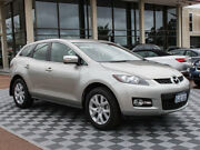 2007 Mazda CX-7 ER1031 MY07 Classic Silver 6 Speed Sports Automatic Wagon Alfred Cove Melville Area Preview