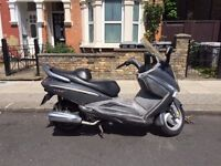 SYM JOYRIDE 125 GTS - GREAT OPORTUNITY - ONLY £600 ono