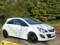 VAUXHALL CORSA 1.2 LIMITED EDITION 3d 83 BHP (white) 2014