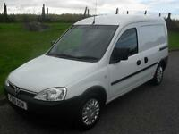 Vauxhall Combo 1.3CDTi 16v ( a/c ) 1700 2010 MOT 28/7/17 74600 Mls Very Clean 1