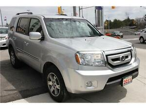 2011 Honda Pilot 4WD TOURING (DVD NAVI LEATHER)