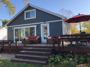 Vacation Cottage Rental Year-Round on Lake Huron