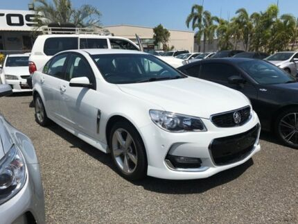 2016 Holden Commodore VF II MY16 SV6 White 6 Speed Sports Automatic Sedan Winnellie Darwin City Preview