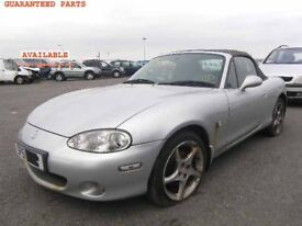 Mazda mx5 breaking, spares and repairs, salvage
