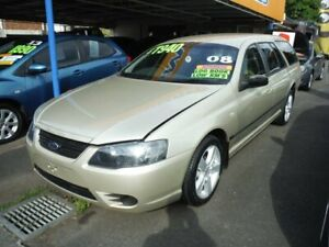 2008 Ford Falcon BF MkIII XT Gold 4 Speed Auto Seq Sportshift Wagon East Lismore Lismore Area Preview