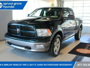2011 Ram 1500 SLT HEMI 5.7L V8 1500 4X4 TRAILER BRAKE & MORE