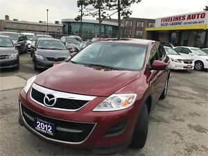 2012 Mazda CX-9 GS,7PASSENGER,LEATHER,ROOF