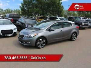 2014 Kia Forte EX; HEATED SEATS, BACKUP CAMERA, POWER FOLDING MI
