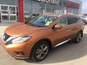 2017 Nissan Murano Platinum 360 Around View Monitor - Heated Ste