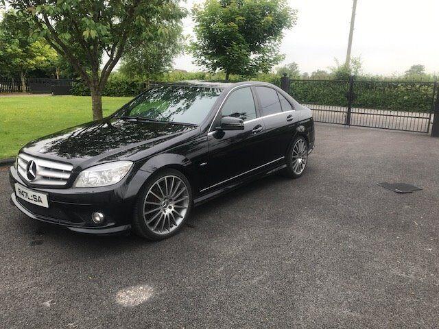 PRICE DROPPED - Mercedes C200 CDI Sport AMG - Blue Efficiency - C Class  W204 | in Coalisland, County Tyrone | Gumtree