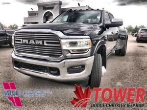 2019 Ram 3500 Laramie -  SURROUND VIEW BACKUP CAMERA