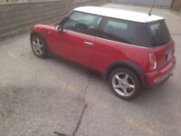 Mini Cooper - low kms, ready to go - obo