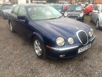 2001 JAGUAR S TYPE 3.0 V6 SE Auto BIG SPEC 12 MNTH WARRANTY AVAIL
