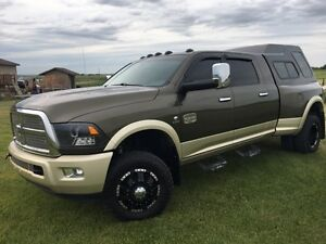 2011 Dodge Power Ram 3500 Longhorn Megacab Pickup Truck
