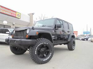 2007 JEEP WRANGLER UNLIMITED  4X4
