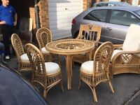 Wooden Conservatory Furniture