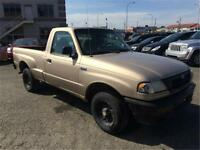 1998 Mazda Pick-up Série B2500, FINANCEMENT MAISON