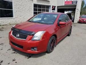 2010 Nissan Sentra SE-R NAVI TOIT MAGS GARANTIE 1 ANS INCLUS)