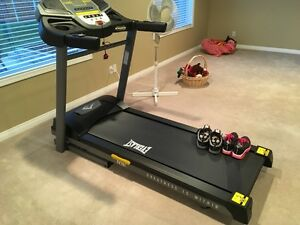 Treadmill, Everlast (EV701), Folding, 3.25 CHP