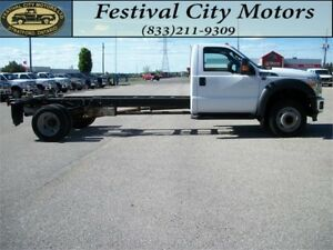 2013 Ford Super Duty F-550 DRW XL | CERTIFIED