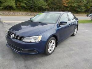 2013 Volkswagen Jetta Sedan Comfortline! REDUCED $10998