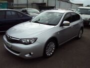 2010 Subaru Impreza MY10 R (AWD) Silver 4 Speed Automatic Hatchback Punchbowl Canterbury Area Preview