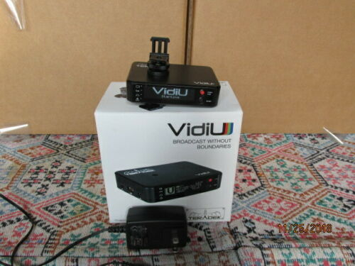Teradek VidiU  Consumer Camera-top HDMI Wi-Fi Live Streaming Device H.264