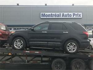 2013 Ford Explorer XLT-FULL-AUTOMATIQUE-MAGS-7PASS-AWD-V6