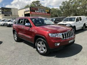 2012 Jeep Grand Cherokee WK MY2012 Laredo Red 5 Speed Sports Automatic Wagon Greystanes Parramatta Area Preview