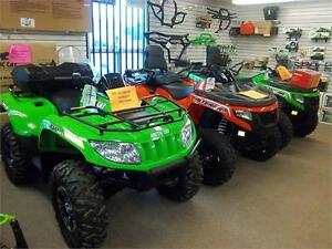 NEW ARCTIC CAT ATV AND TRITON TRAILER PACKAGE!