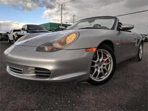 2003 PORSCHE BOXTER S MANUAL 2003**CANADIEN**