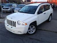 2007 Jeep Compass Sport  MAGS 4 CLY