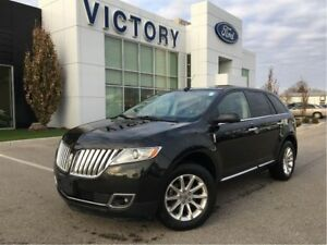 2011 Lincoln MKX Navigation, Panoramic Roof, 82000km! $95/wk