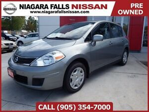 2011 Nissan Versa 1.8 S | PWR GROUP | NEW TIRES
