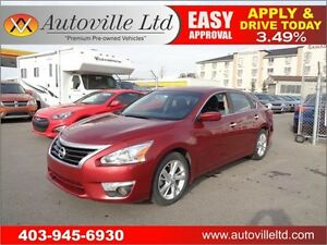 2013 Nissan Altima 2.5 HEATED SEATS SUNROOF EVERYONE APPROVED