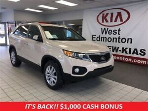 2011 Kia Sorento EX AWD V6, Great Shape!!