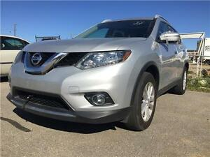 2014 Nissan Rogue SV AWD, Keyless entry, Nav, Heated Seats