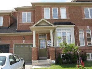 3 Bedroom House in Mississauga (Tomas&10th line)