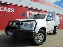 2012 Holden Colorado TRAY / TABLETOP White 5 Speed Manual Cab Chassis Welshpool Canning Area Preview