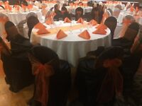 Beautiful Orange Linens