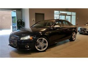 2010 Audi S4 3.0 PREMIUM (S TRONIC)-NAVIGATON-BACK UP CAMERA